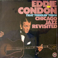 "Eddie Condon Vinyl 12"" (New)"