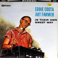 "Eddie Costa / Art Farmer Vinyl 12"" (Used)"