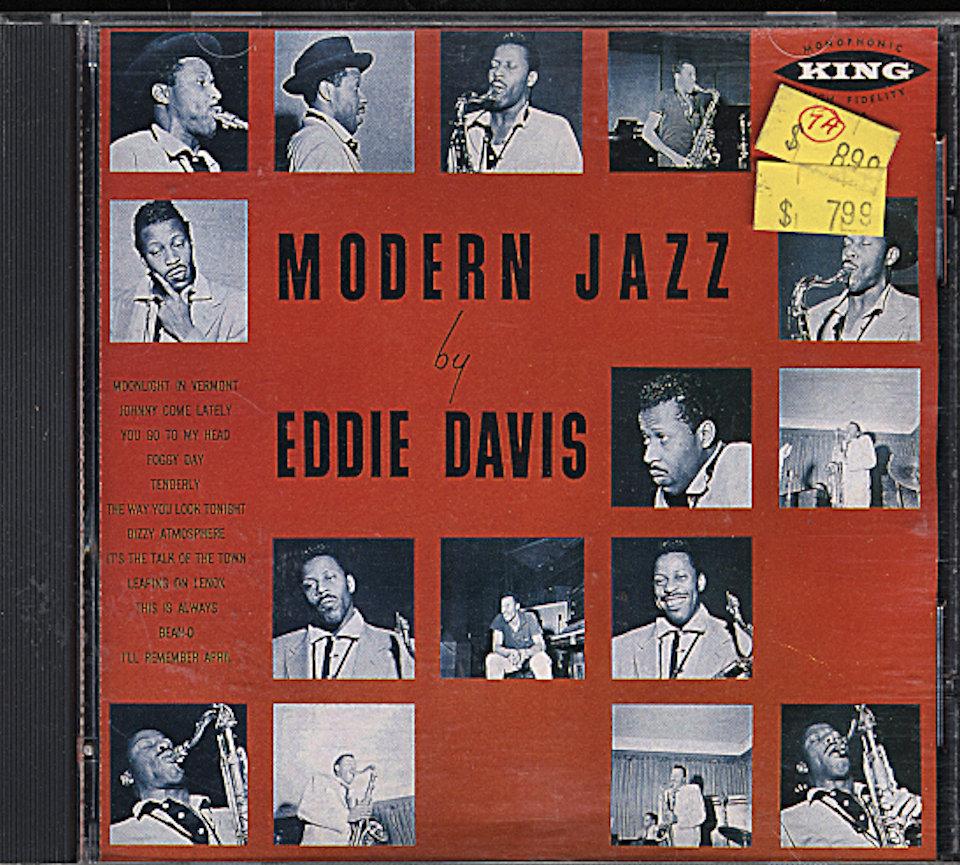 Eddie Davis CD