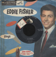 "Eddie Fisher Vinyl 7"" (Used)"