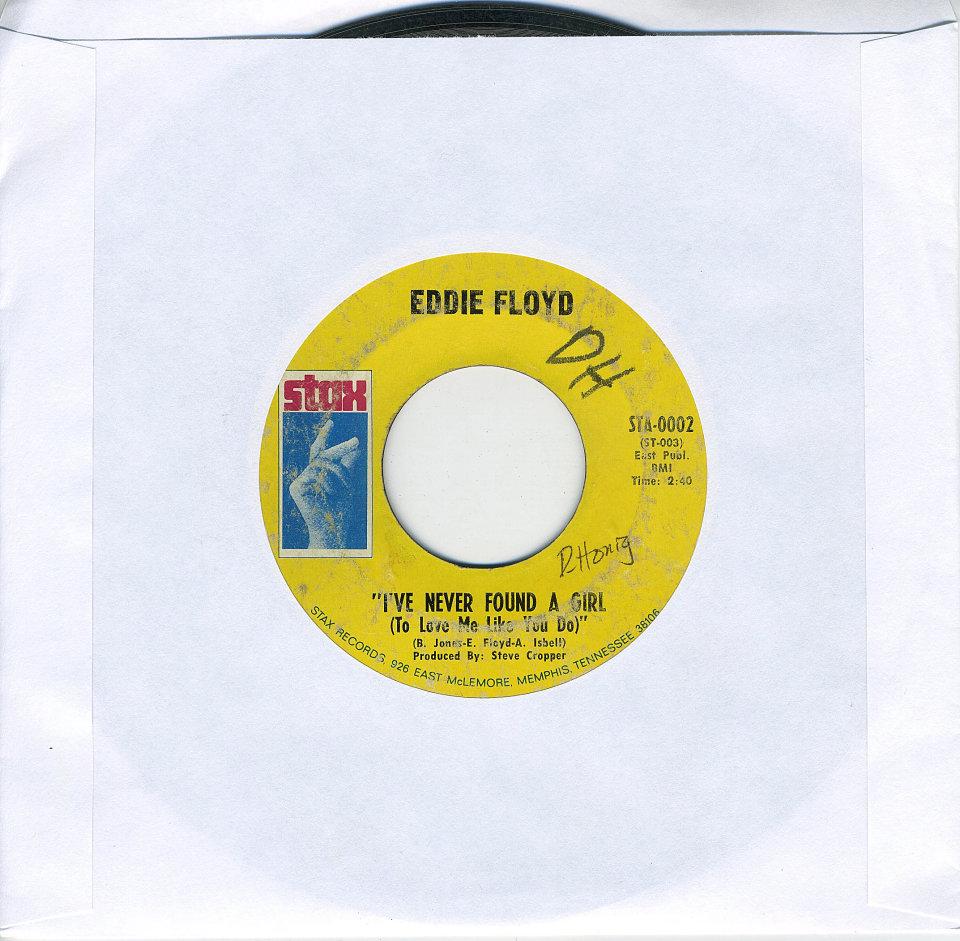 "Eddie Floyd Vinyl 7"" (Used)"