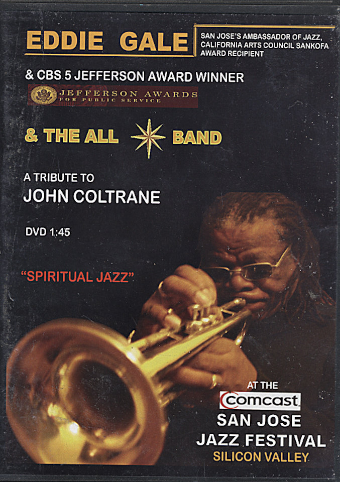Eddie Gale & the All Star Band DVD