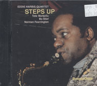 Eddie Harris Quartet CD