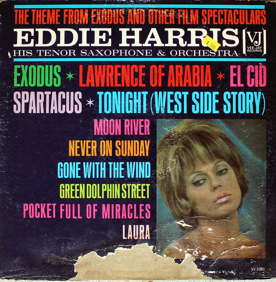 "Eddie Harris Vinyl 12"" (Used)"