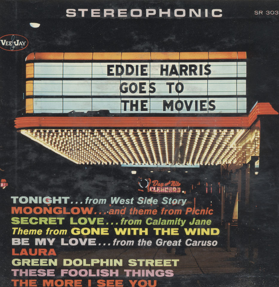 "Eddie Harris Vinyl 7"" (Used)"