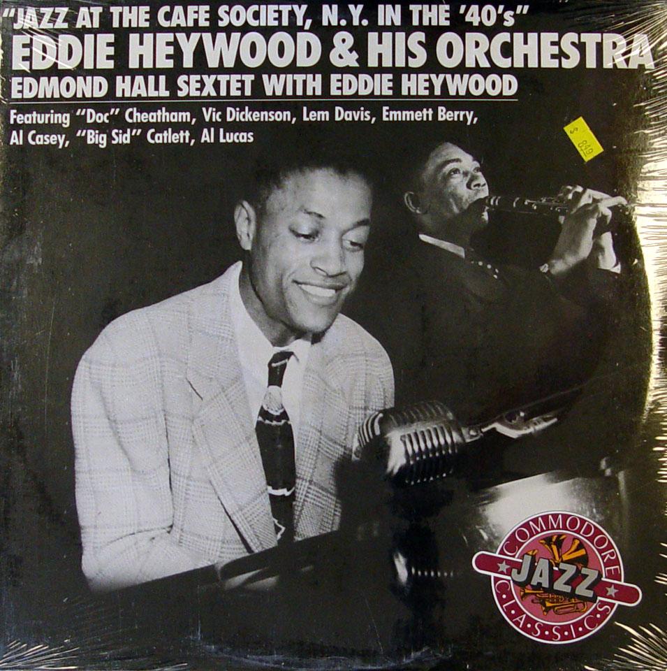 "Eddie Heywood & His Orchestra Vinyl 12"" (New)"