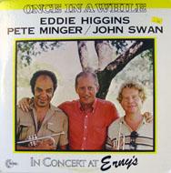 """Eddie Higgins / Pete Minger / John Swan Vinyl 12"""" (Used)"""