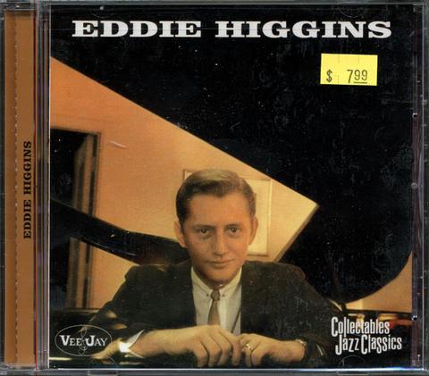 Eddie Higgins CD