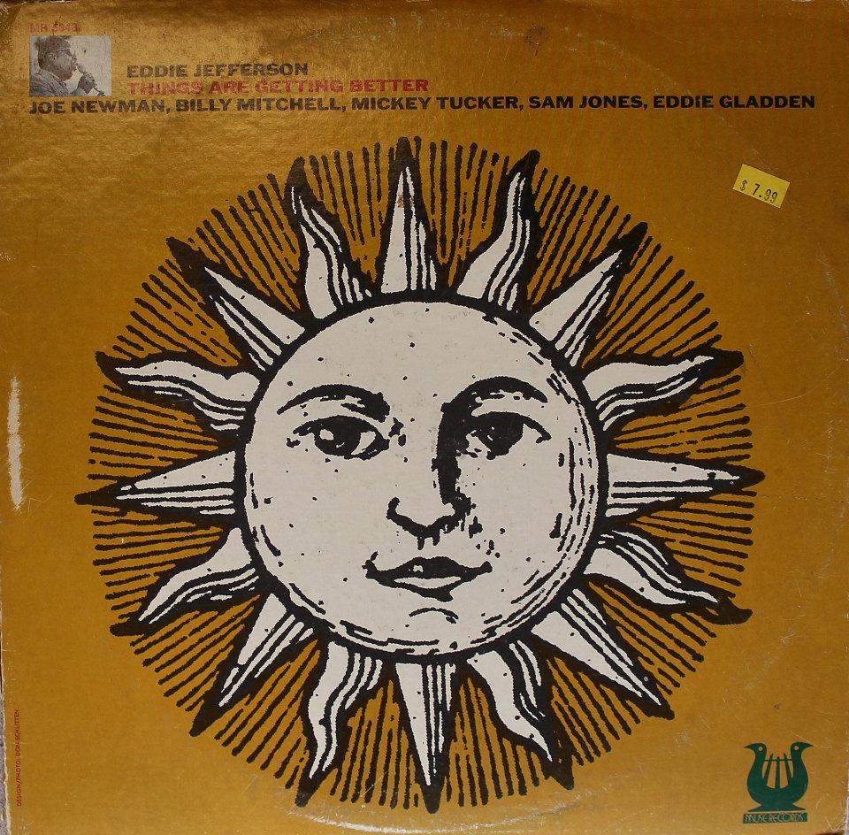 "Eddie Jefferson Vinyl 12"" (Used)"