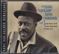 "Eddie ""Lockjaw"" Davis CD"