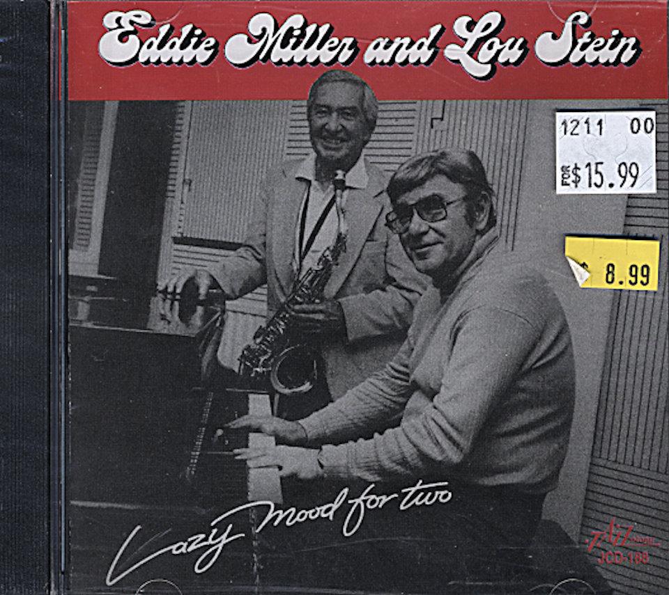 Eddie Miller and Lou Stein CD