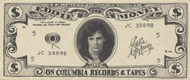 Eddie Money Handbill