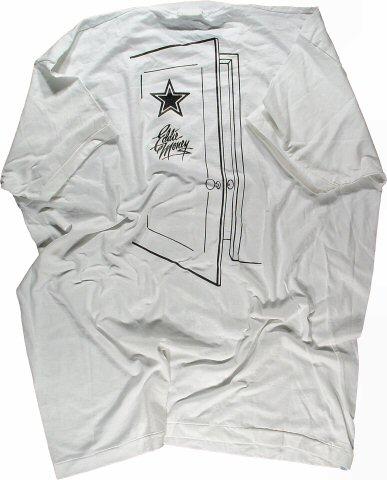 Eddie Money Men's Vintage T-Shirt reverse side