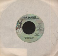 "Eddie Rabbitt Vinyl 7"" (Used)"