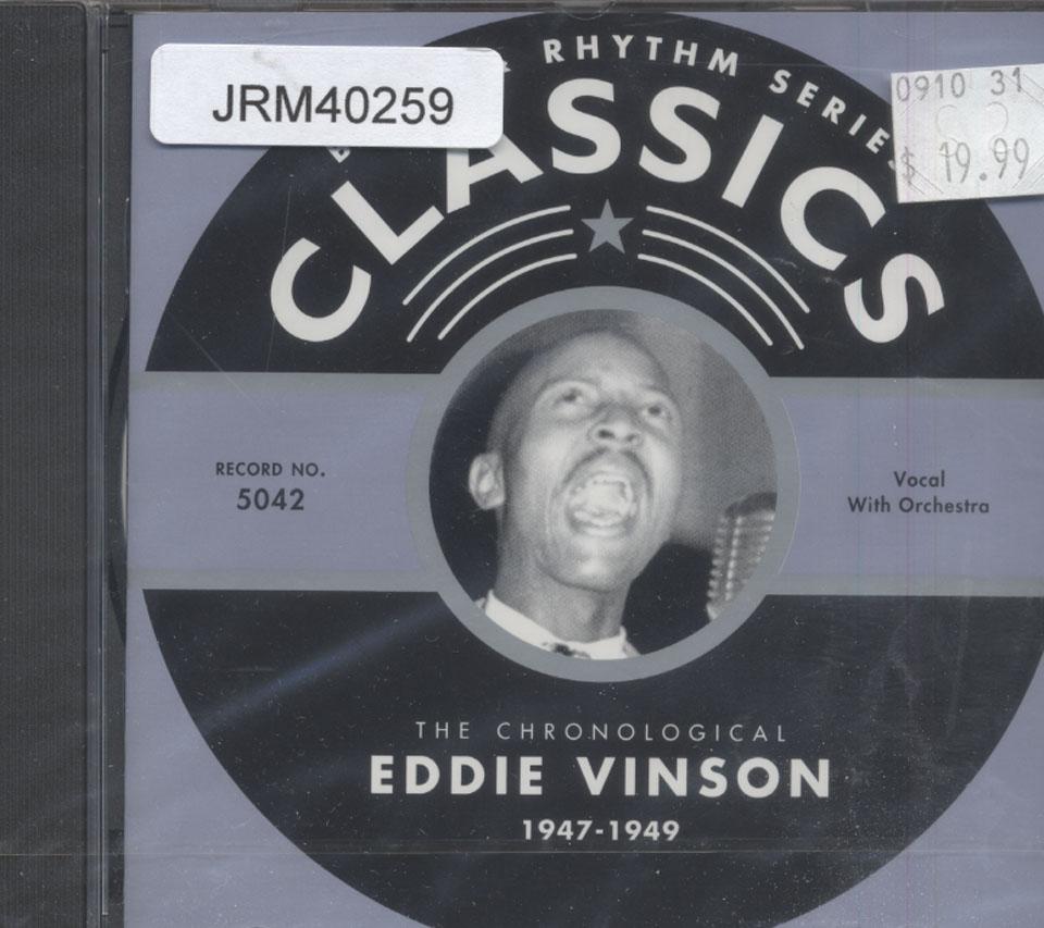 Eddie Vinson CD