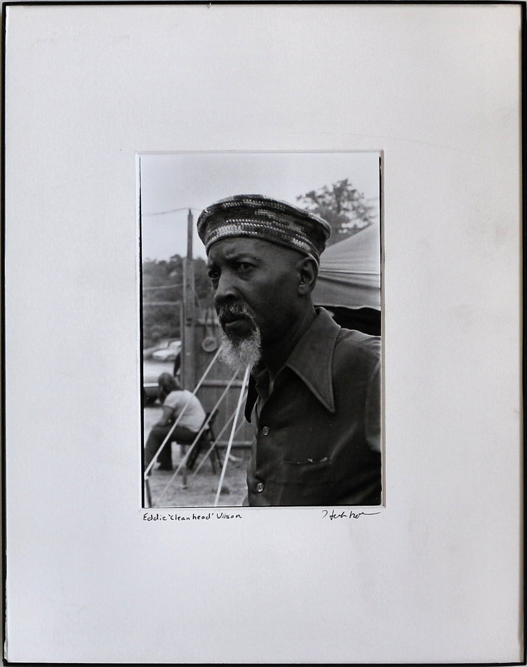 Eddie Vinson Vintage Print