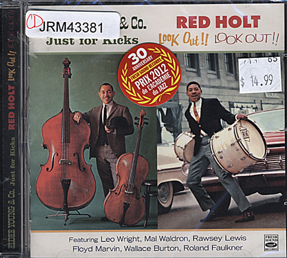 Eddie Young & Co. / Red Holt CD