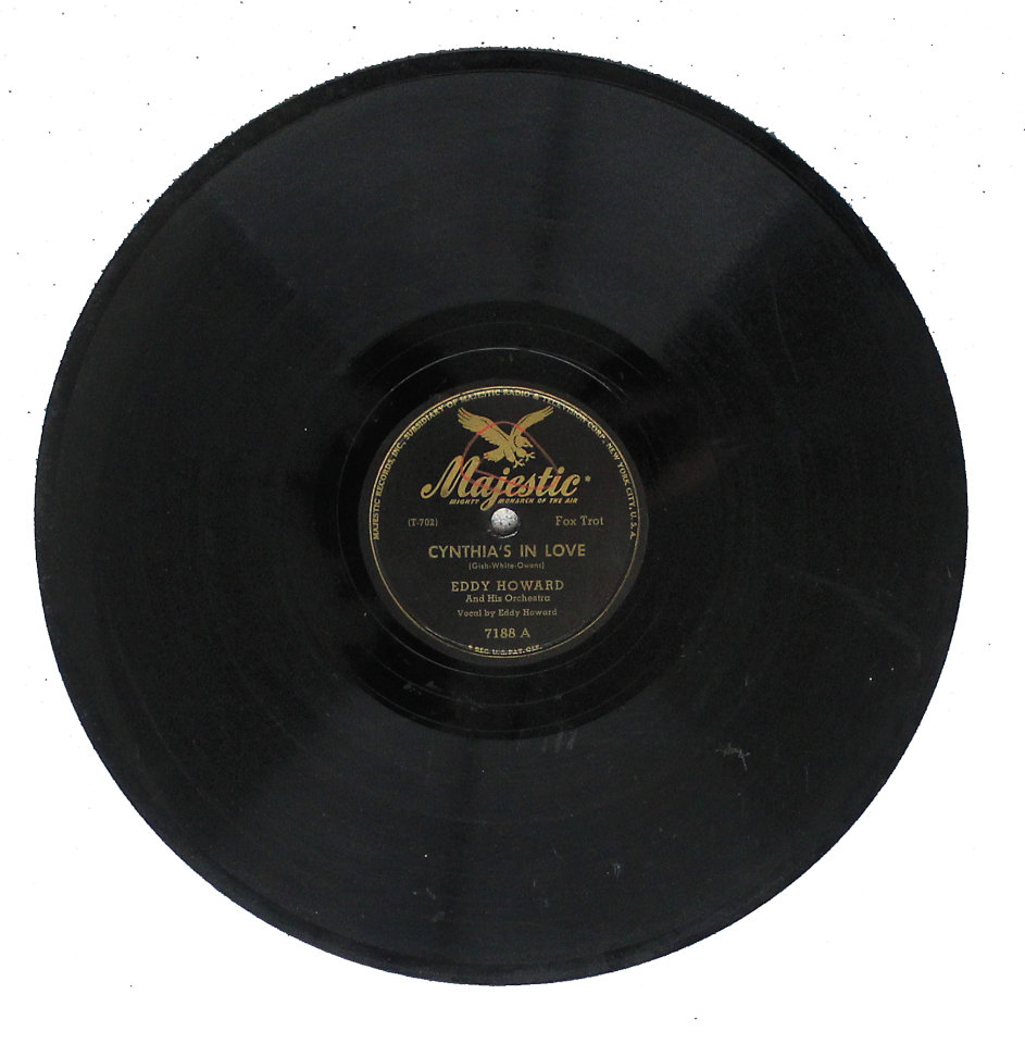 Eddy Howard And His Orchestra 78