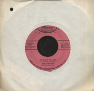 "Eddy Howard And His Orchestra Vinyl 7"" (Used)"