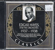Edgar Hayes And His Orchestra CD