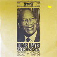 "Edgar Hayes And His Orchestra Vinyl 12"" (Used)"