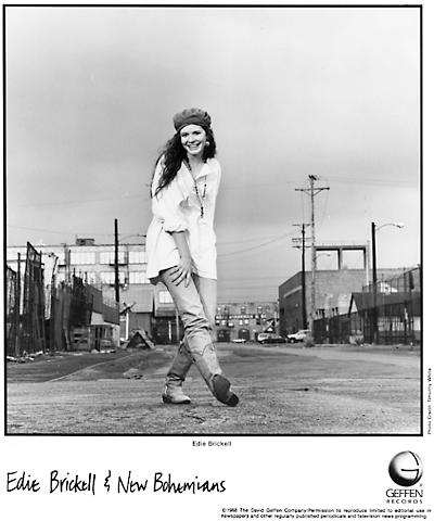 Edie Brickell Promo Print