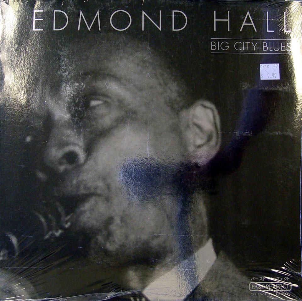"""Edmond Hall Vinyl 12"""" (New)"""