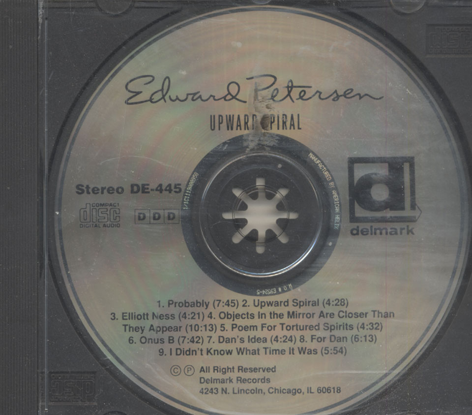 Edward Petersen CD