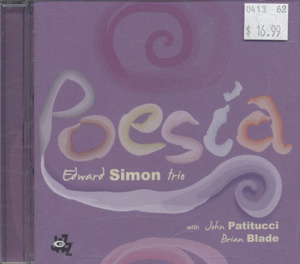 Edward Simon Trio CD