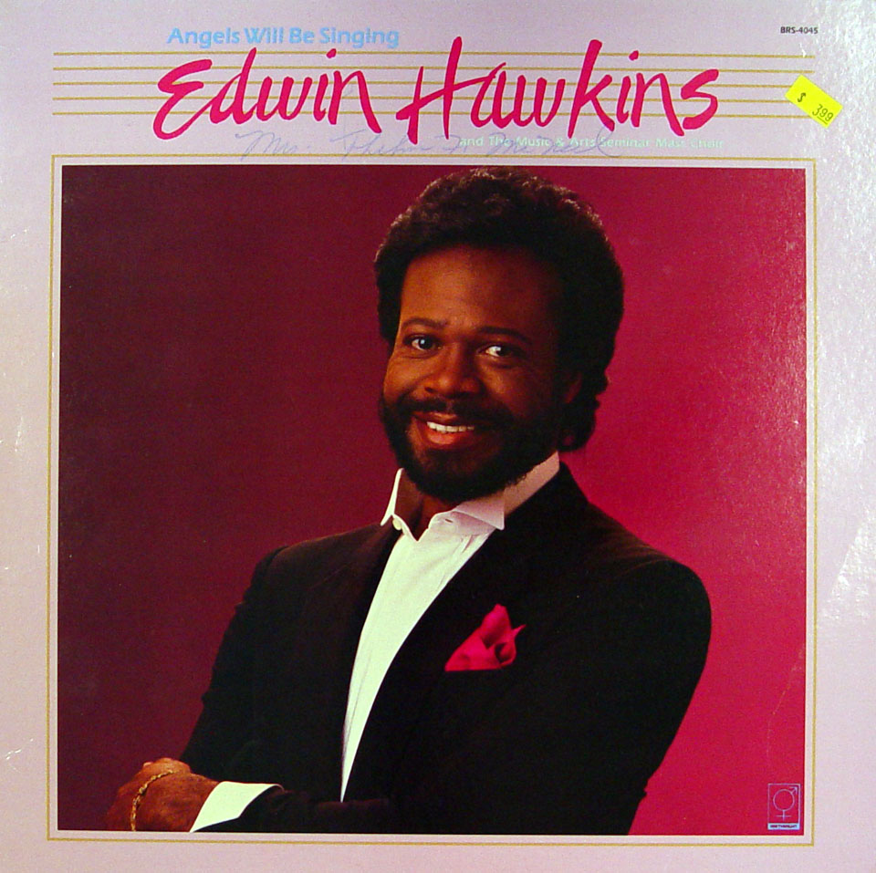 "Edwin Hawkins Vinyl 12"" (Used)"