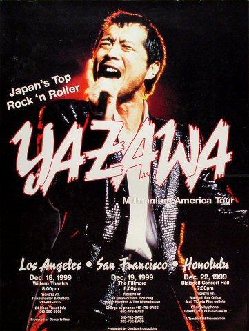 Eikichi Yazawa Poster
