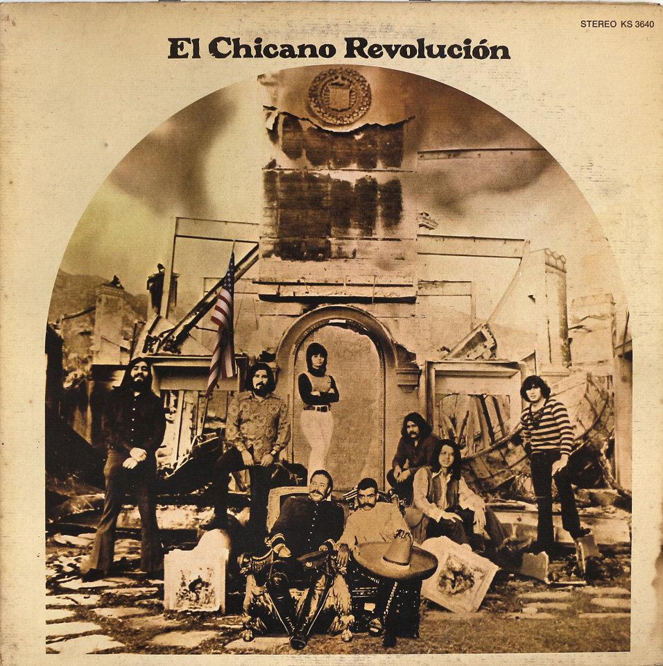 """El Chicano Vinyl 12"""" (Used)"""