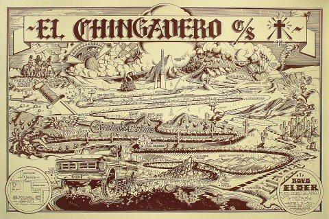 El Chingadero Poster