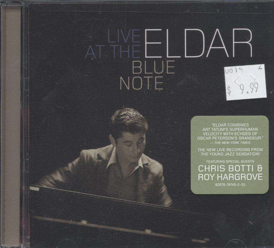 Eldar / Chris Botti / Roy Hargrove CD