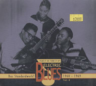 Electric Blues CD
