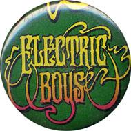 Electric Boys Pin