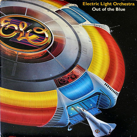 "Electric Light Orchestra Vinyl 12"" (Used)"
