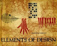 Elements Of Design Book