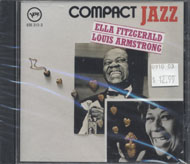 Ella Fitzgerald & Louis Armstrong CD