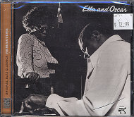 Ella Fitzgerald & Oscar Peterson CD