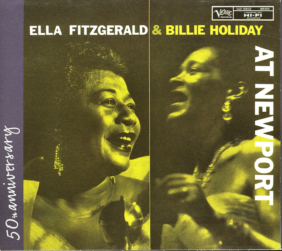 Ella Fitzgerald / Billie Holiday / Carmen McRae CD