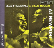 Ella Fitzgerald / Billie Holiday / Carmen McRae CD