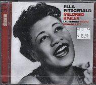 Ella Fitzgerald/ Mildred Bailey CD
