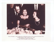 Ella Fitzgerald Vintage Print