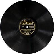 "Ella Fitzgerald Vinyl 10"" (Used)"