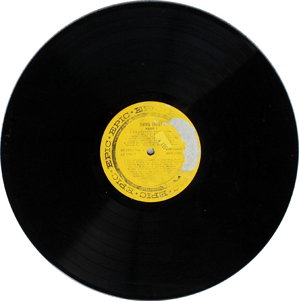 """Ella Lagan Vinyl 12"""" (Used)"""