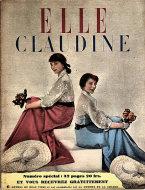 Elle Claudine No. 131 Magazine