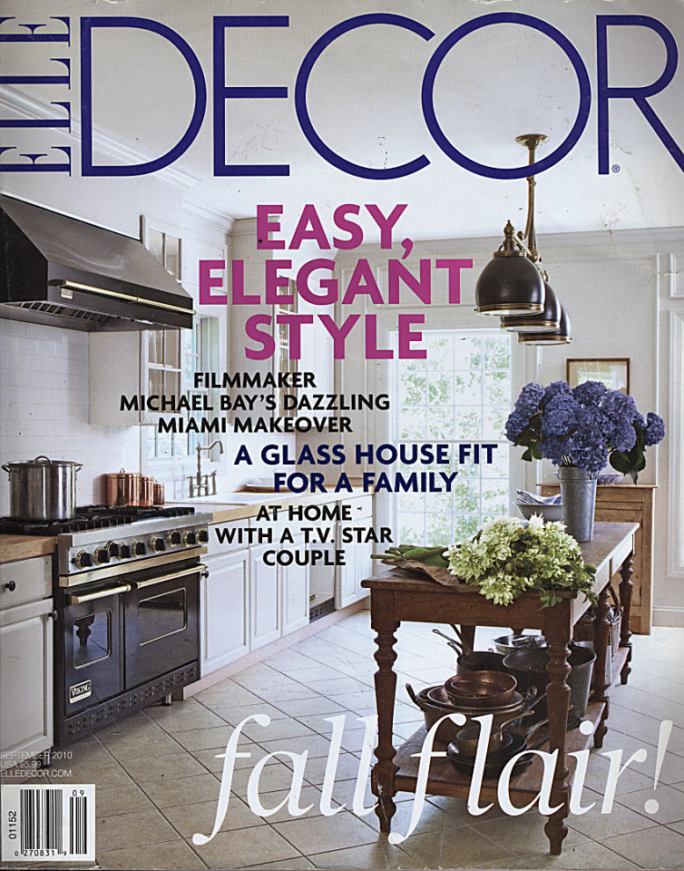 Elle Decor No. 169