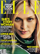 Elle Feb 1,2001 Magazine