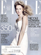 Elle Jan 1,2015 Magazine